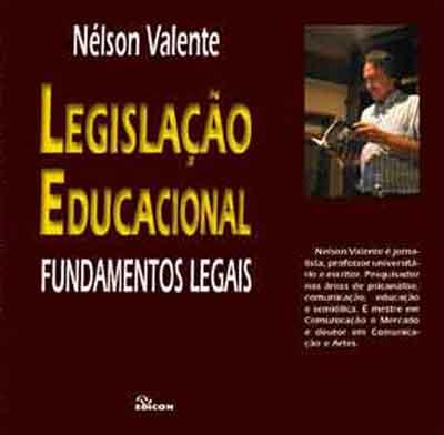 Livro Legislação Educacional, Fundamentos Legais
