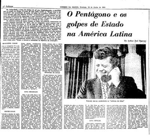 Re: Revolução de 1964 – Golpe ou Contragolpe? 8