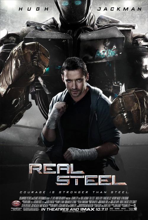 Estréia - Gigantes de Aço - Real Steel 61
