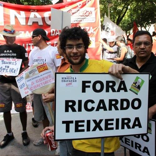 Fora Ricardo Teixeira!!! 10