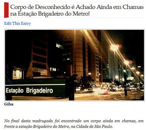 Noticias Fresquinhas! 16