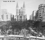 Praça da Sé 1969