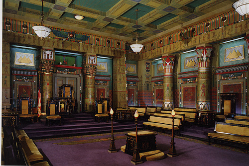 O Templo 18