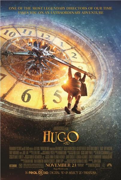Estreia A Invenção de Hugo Cabret 4