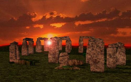 Lugar misterioso - 2/5 - Stonehenge 2 7