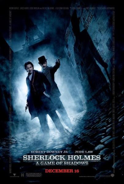 Estréia de Sherlock Holmes 2