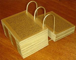 O Livro de ouro dos mórmons