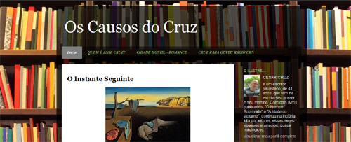 Os causos do Cruz