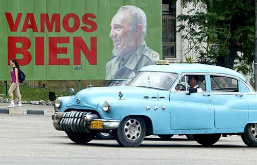 Ajudando nossos irmãos cubanos