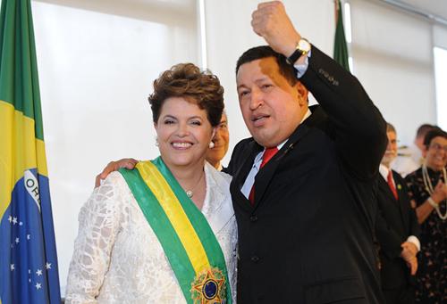 """O """"Chavismo"""" Tupiniquim"""