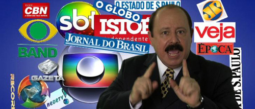 Levy Fidelix Afirma: Não Aceitar Discriminação da TV Globo 10