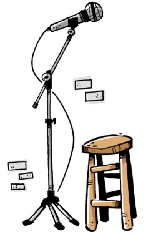 STAND UP DIGITAL... DE PÉ, QUE NEM OS PEITINHOS DA PRINCESA 21