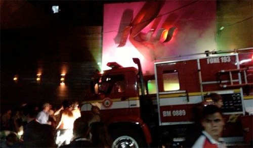 Notícia da Tragédia em Santa Maria-RS 15