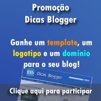 Ganhe um template, um logo e um domínio para seu blog 6