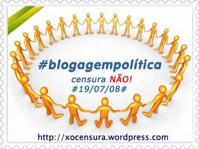 Campanha do dia da blogagem política 26