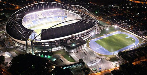 Estádios Feitos às Pressas 30