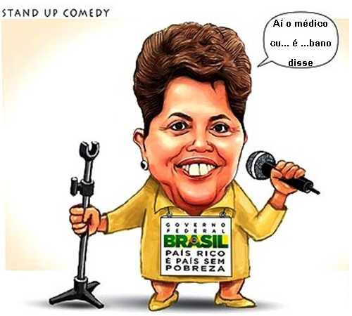 Stand Up Presidencial 11