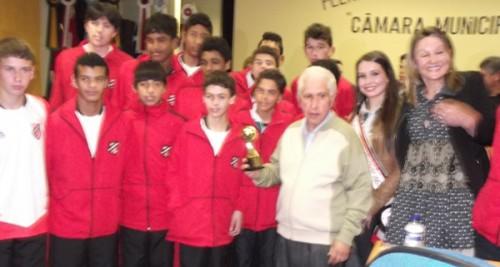 Escolinha Flamengo Comemora Meio Século 37