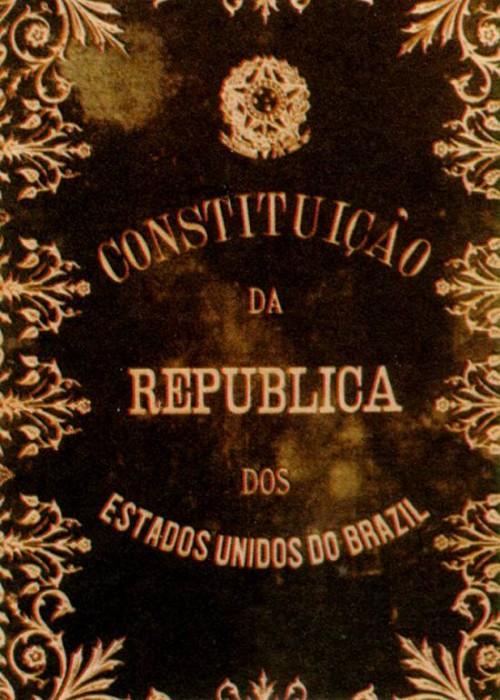 Constituição Brasileira, Uma Dicotomia 10