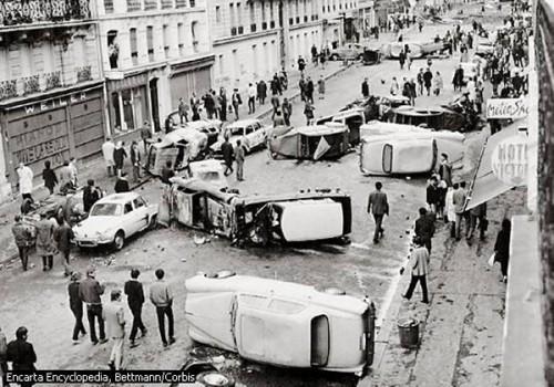 Manifestações... Será o Nosso Maio de 68? 7
