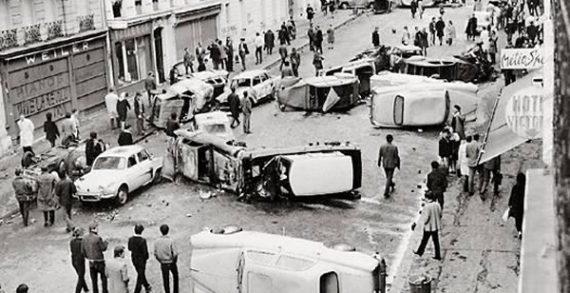 Manifestações… Será o Nosso Maio de 68?