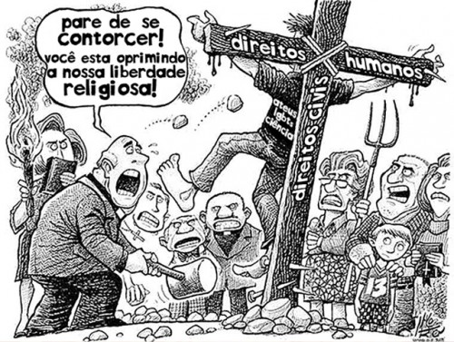 Pela criminalização do proselitismo religioso no Brasil 12