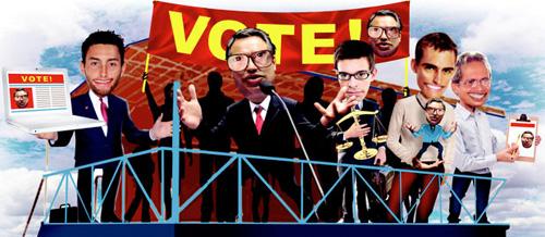 Véspera de eleição, promessas em profusão ! 25