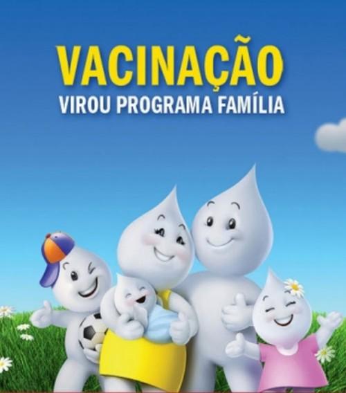 Vacinação de Crianças Contra Pólio e Sarampo Começa no Próximo Sábado, 18/06/2011 40