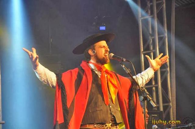 Cristiano Fantinel, Expressão da Música de Raiz no Coração do Pampa