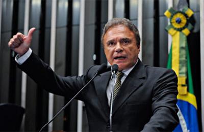 Senador Álvaro Dias, Ação e Vigilância a Serviço do Povo