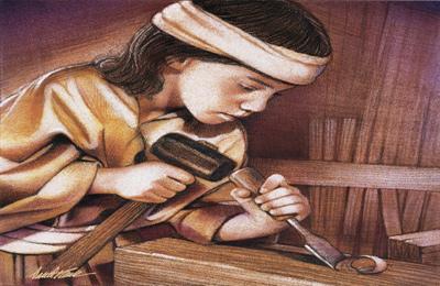 A Infância de Jesus Cristo Segundo Tomé 19