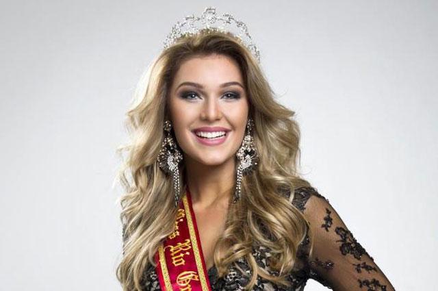 Marina Helms,  Esperança Gaúcha na Conquista do Miss Brasil 2014 35