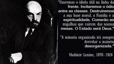 Reação de um Lúcido ao Proselitismo Marxista 35