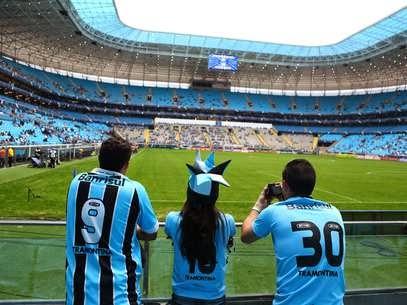 Grêmio da Nova Arena Moderniza-se na Área Virtual 26