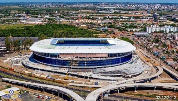 Arena do Grêmio é Campeã de Faturamento