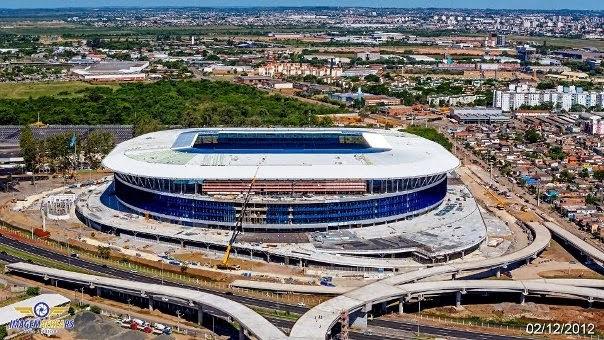 Arena do Grêmio é Campeã de Faturamento 23