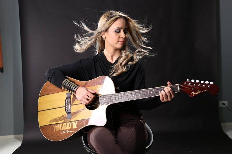 Angélica Kerr, o Despontar de Uma Estrela no Cenário Musical 13