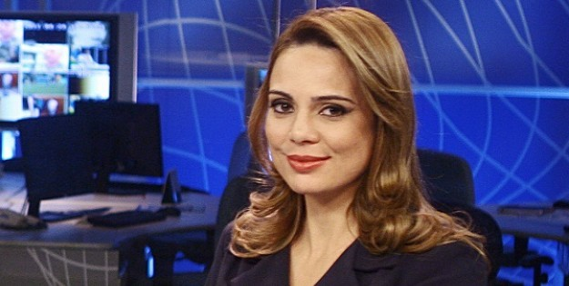 Jornalista Rachel Sheherazade