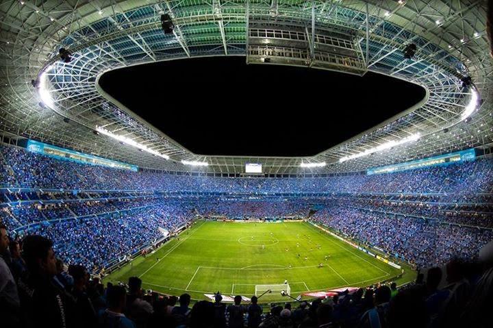 Grêmio Define Venda de Ingressos para o Gre-Nal na Arena 36