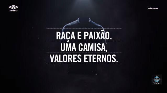 Umbro Exibe Detalhes da Nova Camisa do Grêmio 28