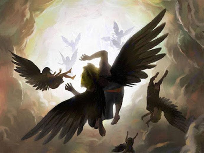 Anjos Caídos 3
