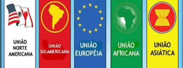 A União Europeia foi um balão de ensaio para, se funcionasse, ser utilizado o mesmo modelo no restante do planeta
