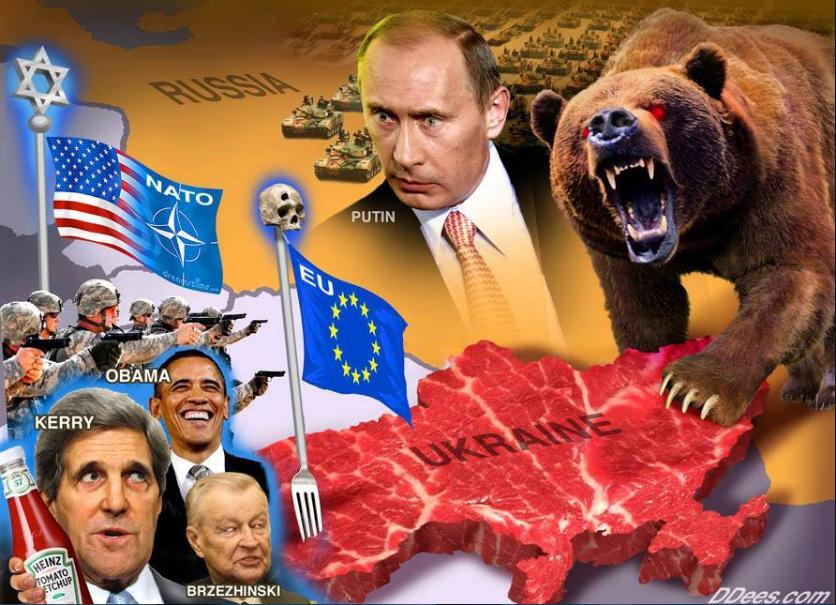 Hoje a ordem mundial é baseada no poder bélico dos EUA e no poder econômico dos EUA, Japão e UE