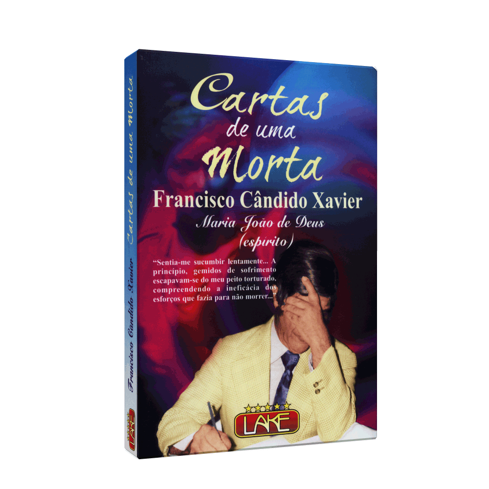 Cartas de Uma Morta - Francisco Cândido xavier 1