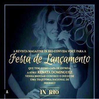Entrevista Com a Atriz Internacional Renata Domínguez 6