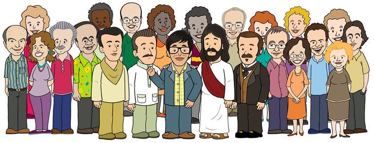 10º Encontro Nacional de Amigos de Jesus Cristo com Chico Xavier e a sua obra Espírita Cristã