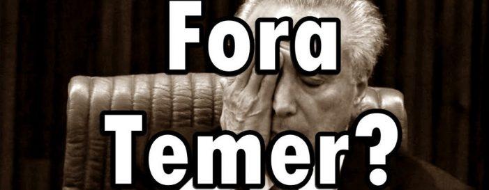 O Fora Temer e os Petistas