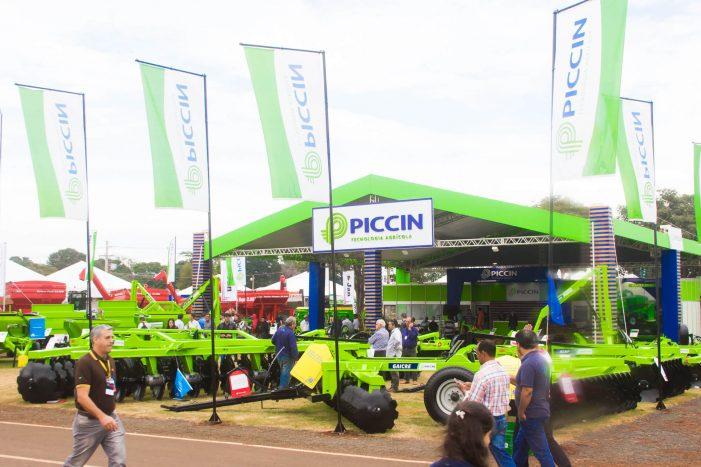 Distribuidores de Adubo Serão Destaques da Piccin na 13ª Fenec