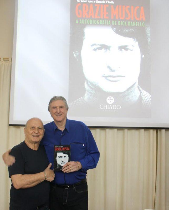 Grazie Musica – A Autobiografia de Dick Danello 11
