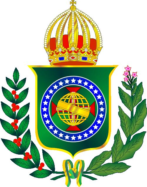 A Constituição do Império do Brasil de 1824 foi a primeira constituição brasileira